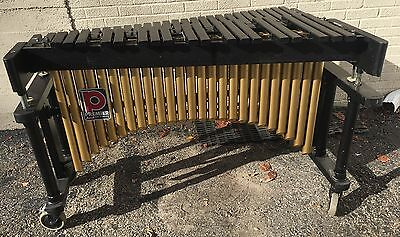 Nice Premier 3 1/2 Octave Synthetic Bar Marimba In Good Condition