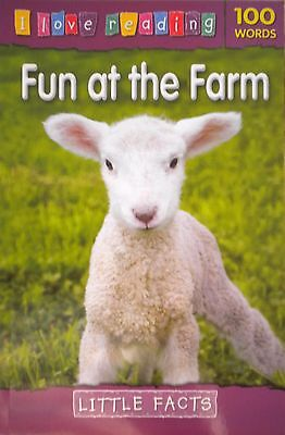 Fun at the Farm Little Facts images children's book new