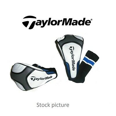 NEW * Taylormade SLDR / Jetspeed 3,5,7 WOOD Headcover - Stripe