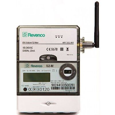 Orsis S2-M SmartGen Electronic Single Phase MID kWh Smart Meter