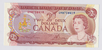 RC0098 Canada 1974  2 Dollars  combine shipping
