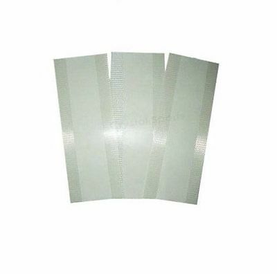 1/2/5/10 x Cricket Bat Clear with fibre Edge Face Protection sheet/Extratech