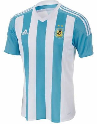 Adidas Argentina Kids (Boys Youth) Home Jersey 2015 - 2016
