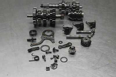 1996 Honda Cr250r  Engine Transmission Tranny Assembly Gears