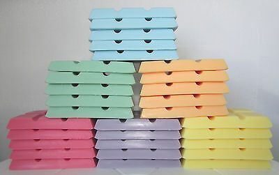 100% Soy Wax Melt Block - Lots of Fragrances. Free Post!!!