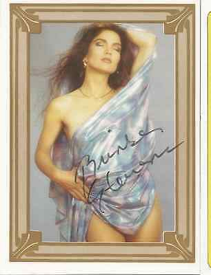 Brinke Stevens authentic signed autographed trading card COA