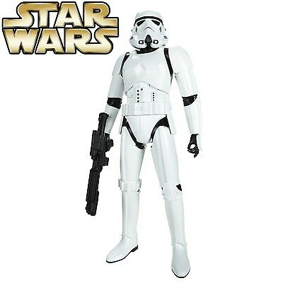 Deluxe Imperial Stormtrooper 1:2 Replica Star Wars Statue / Figur Big-Sized