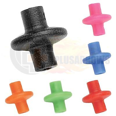 Pine Ridge Coloured String Kisser Button for Archery Compound & Recurve Bows