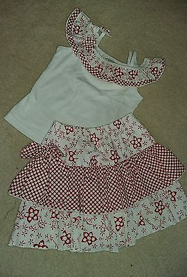 Pretty originals girls outfit age 4 years. Girls designer clothing