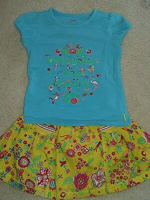 Oilily girls outfit age 2 years. Girls designer clothing