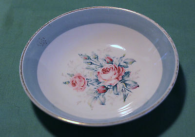 Ridgway Staffordshire Picardy Pattern Small Berry  Bowl Beautiful Look!!!