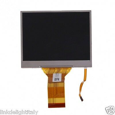 LCD Screen Display + Backlight Repair Part for Nikon D90