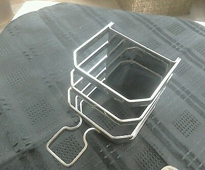 Superb heavy quality plated retro toast rack by Olde Hall