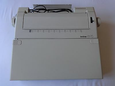 My Beloved BROTHER AX-15 Electric Typewriter - Excellent Condition