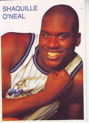 Shaquille O'neal Nba - Clear Postcard