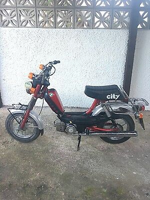 puch city 50 moped / scooter