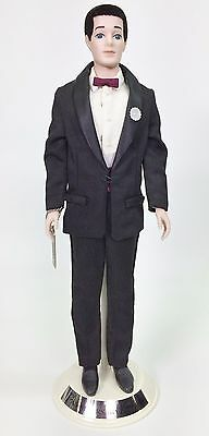 Ken 30Th Anniversary Porcelain Doll With White Tuxedo Used