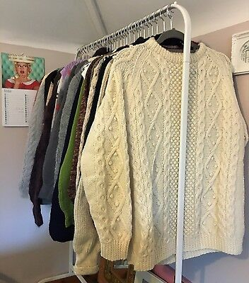 Job Lot of 60 Vintage Jumpers