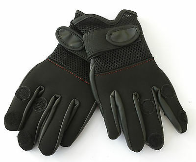 Lineaeffe  Neoprene Gloves Ideal for Fishing, Hunting & Shooting