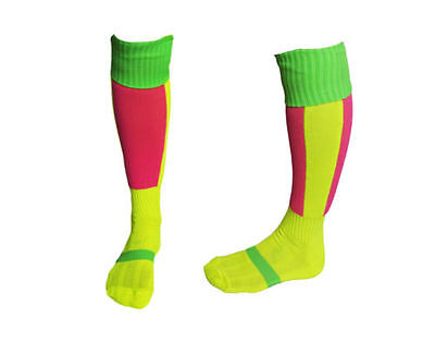 Rugby socks Training, Football, Hockey, wacky, funky new, Free Post New