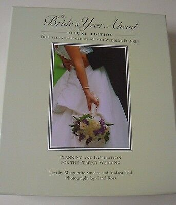 Sellers Publishing THE BRIDE'S YEAR AHEAD Deluxe Edition Wedding Planner NEW