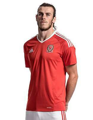 Wales Euro Cup Shirts Home 2016 2017 Adults Sizes