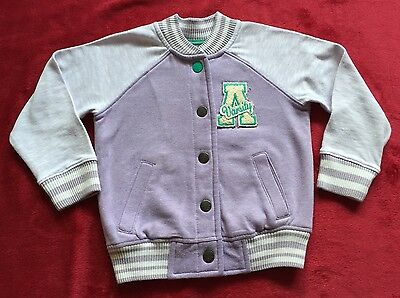 Girls Next  Baseball Jacket Age 3 Years