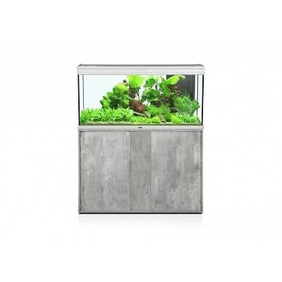 ENSEMBLE AQUARIUM + MEUBLE ELEGANCE EXPERT 100x40 LED INOX