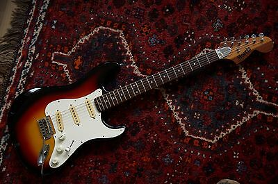 Morris Stratocaster vintage made in Japan early 70's