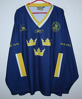 Sweden National Team ice hockey jersey Size S/M