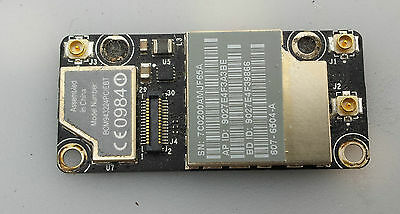 Apple Macbook Pro 15 Mid 2010 A1286 Airport Wifi Bluetooth Card Bcm943224