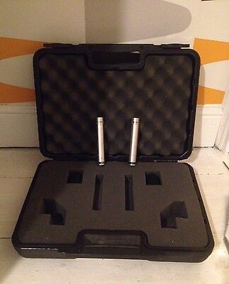 Rode Nt5 Matched Pair Pencil Condenser Mic Microphone