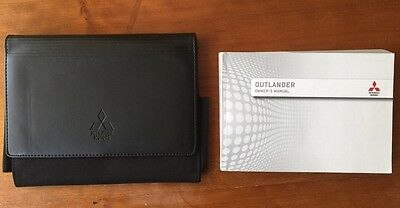 Mitsubishi Outlander Owners Manual 2012-2014