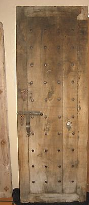 18th Century -Antique Spanish Colonial Mexican Door -Architectural