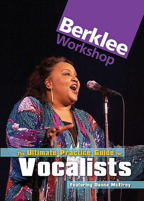 Ultimate Practice Guide for Vocalists Donna McElroy Berklee Vocal Video DVD NEW