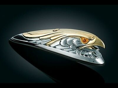 Kuryakyn Eagle Head Front Fender Ornament 9026