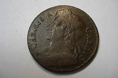 Great  Britain  1/2  Penny    Nd