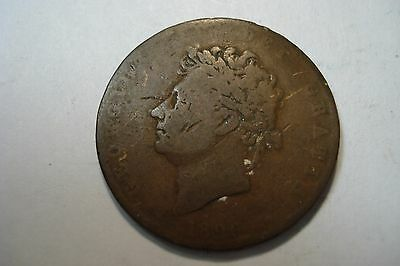 Great  Britain  1/2  Penny   . 1826