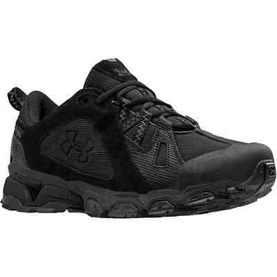 Under Armour black Chetco Tactical 2.0 shoe sizes 8-14