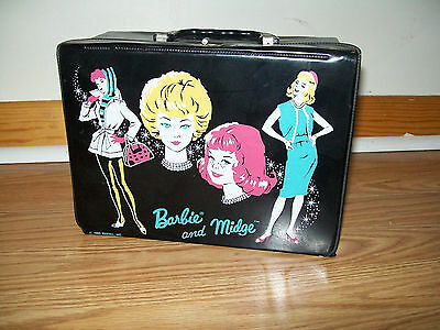 Barbie and Midge Collectible Vinyl Lunchbox
