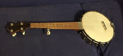 Vintage Acme (S.S. Stewart) Piccolo Short Scale Banjo (Incredibly Playable)