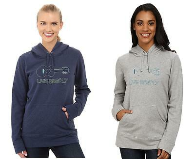 New Patagonia Midweight LIVE SIMPLY Hoodie Hooded Sweatshirt Organic Cotton $79