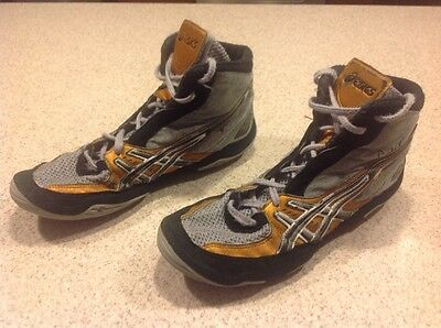 Asics Cael Sanderson 8 1/2 Wrestling Shoes