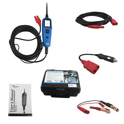 Nuevo Vgate Power Test Tool PT150 OBD2 Electrical System Diagnostic Tool