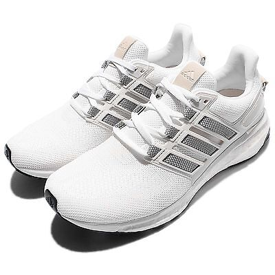 adidas Energy Boost 3 M White Grey Men Running Shoes Sneakers Trainers AQ5960
