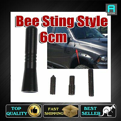 6cm Car Signal Radio Antenna Aerial For Stubby Bee Sting Ford Ranger PX 2011+