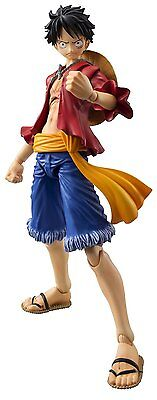 *NEW* One Piece: Monkey D Luffy Variable Action Heroes Figure by MegaHouse