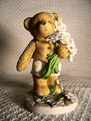 Cherished Teddies Glenn #104055 Collectable Licensee Enesco Group 2002