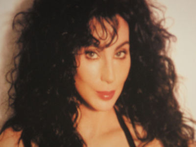 Cher Fitness Body Confidence Signature Original Video Store Rolled Promo Poster