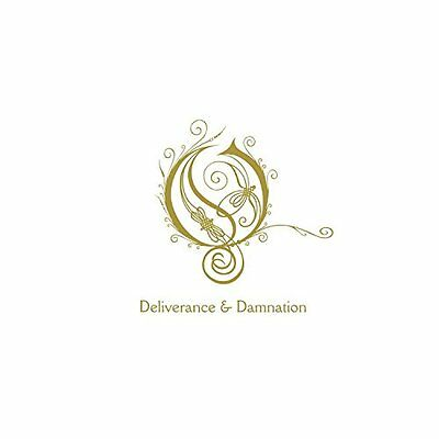 Deliverance & Damnation Remixed [2 CD + 2 DVD-A] Audio CD